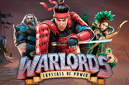 Slot Warlords: Crystals of Power™
